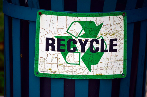 5 surprising things you can recycle