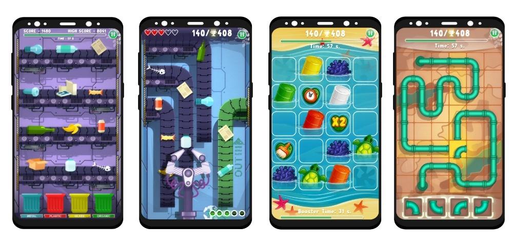Eco-aire Mini Games
