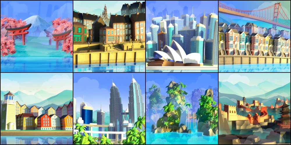 Eco-aire Locations Collection