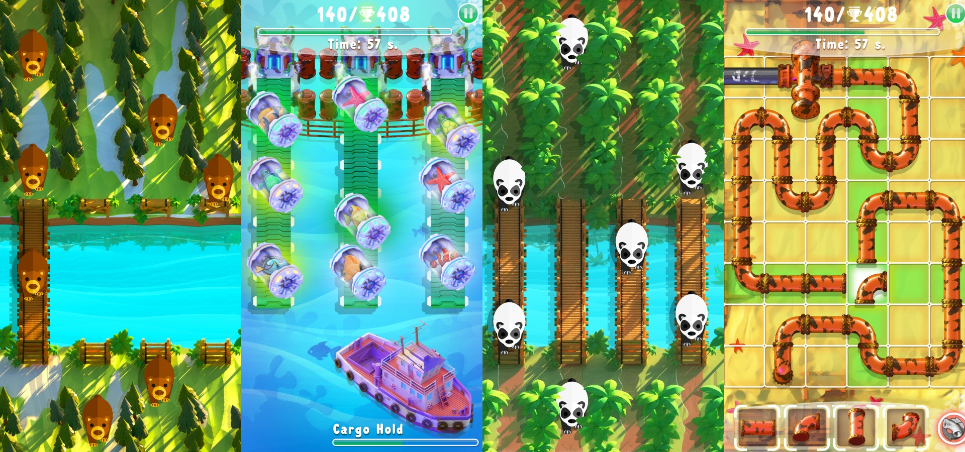 Eco-aire new gameplay images